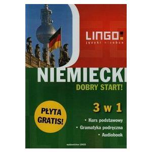 Niemiecki Dobry Start! 3 w 1