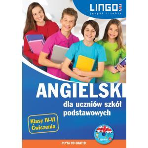 Angielski dla Uczniów Szkół Podstawowych + MP3
