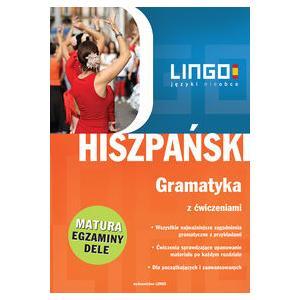 Hiszpański Gramatyka z ćwiczeniami Repetytorium