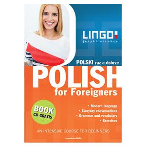 Polski Raz a Dobrze. Polish for Foreigners + CD MP3