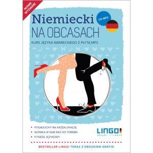 Niemiecki na obcasach Kurs języka niemieckiego z płytą MP3 wyd. 2016