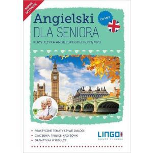 Angielski Dla Seniora Kurs Języka Angielskiego z Płytą MP3