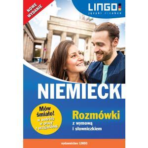Mów Śmiało! Niemiecki Rozmówki z Wymową i Słowniczkiem