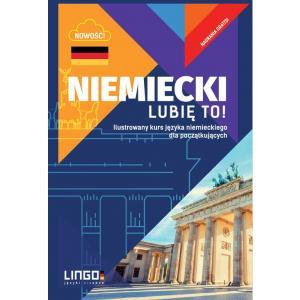 Niemiecki Lubię to! Ilustrowany kurs języka niemieckiego dla początkujących