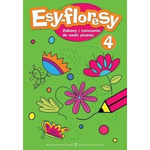 Esy - floresy 4 zielony
