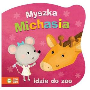 Sztywniaki myszka michasia idzie do zoo