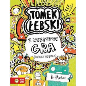 Tomek Łebski. I Wszystko Gra. Tom 3