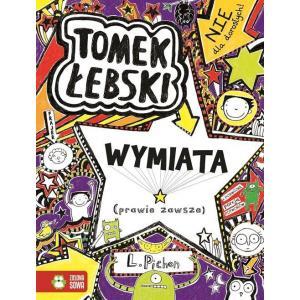 Tomek Łebski Tom 5 Wymiata (prawie zawsze)