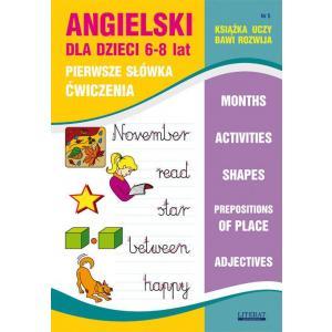 Angielski dla dzieci 6-8 lat. Zeszyt 5