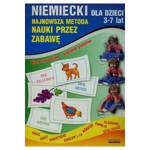 Język Niemiecki dla Dzieci 3-7 Lat