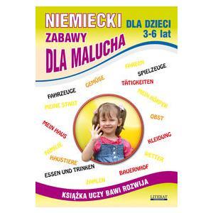 Język Niemiecki dla Dzieci 3-6 Lat. Zabawy dla Malucha
