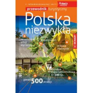 Polska niezwykła Przewodnik turystyczny