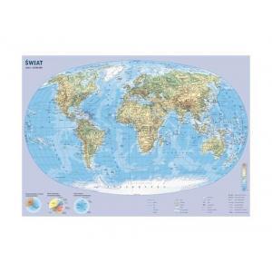 Plansza edukacyjna Świat 1: 60 000 000