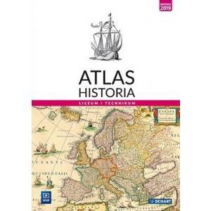 Atlas Historia. Liceum i technikum