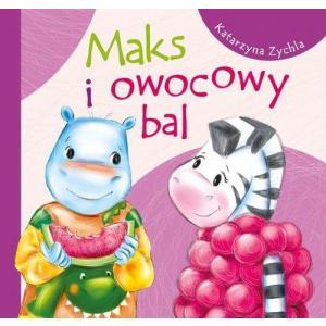 Maks i owocowy bal