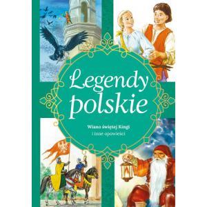 Legendy polskie. Wiano Świetej Kingi