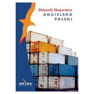 Słownik Eksportera Angielsko-Polski
