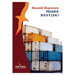 Słownik Eksportera Polsko-Rosyjski