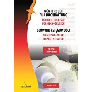 Słownik Księgowości Niemiecko-Polski Polsko-Niemiecki