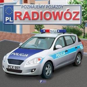 Poznajemy pojazdy. Radiowóz