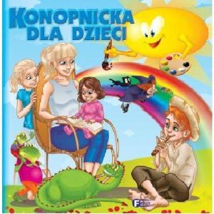 Konopnicka dla dzieci kartonik