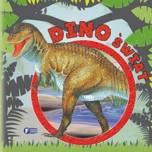 Dino Świat kartonik