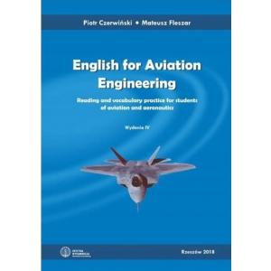 English for Aviation Engineering. Reading and Vocabulary Practice for Students of Aviation and Aeronautics