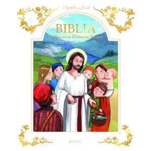 Biblia na Pierwszą Komunię Świętą – Etui