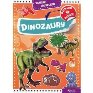 Naklejki edukacyjne Dinozaury