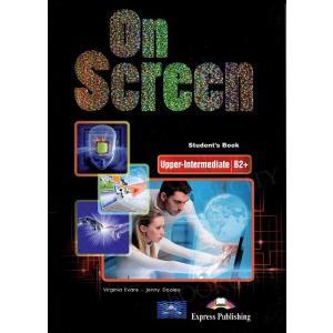 On Screen Upper-Intermediate B2+. Workbook & Grammar Book CD edycja polska