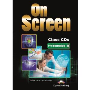 On Screen Pre-Inter B1 Class CD