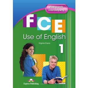FCE Use of English 1. Podręcznik Interaktywny (CD)