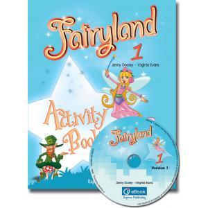 Fairyland 1. Ćwiczenia + Interaktywny eBook (Do Wersji Wieloletniej)