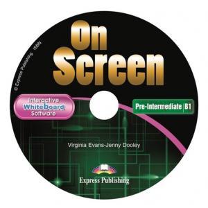 On Screen Pre-Intermediate (B1). Oprogramowanie Tablicy Interaktywnej
