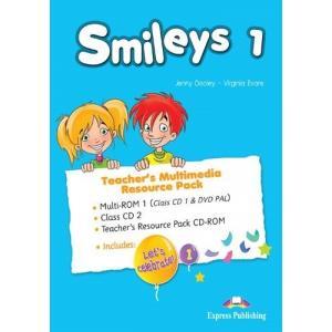 Smileys 1. Teacher's Multimedia Pack. Wydanie do Wersji Wieloletniej