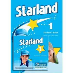 Starland 1. Podręcznik + Interaktywny eBook