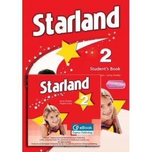 Starland 2. Podręcznik + Interaktywny eBook