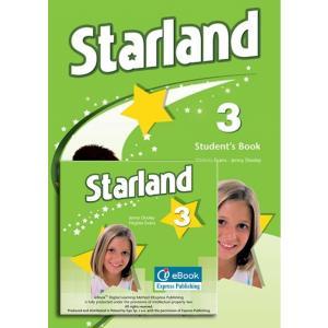Starland 3. Podręcznik + Interaktywny eBook