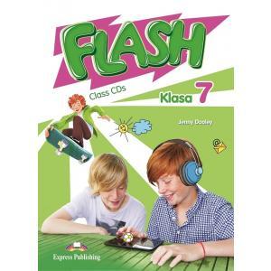Flash Klasa 7. Class Audio CD