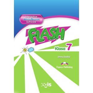 Flash Klasa 7. Interactive Whiteboard Software (płyta)