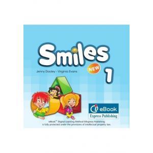New Smiles 1. Interactive eBook (Podręcznik Cyfrowy)