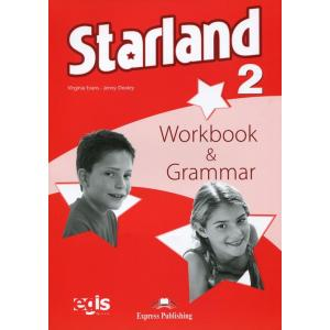 Starland 2. Workbook & Grammar (Ćwiczenia)