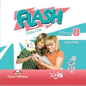 Flash Klasa 8. Class Audio CD