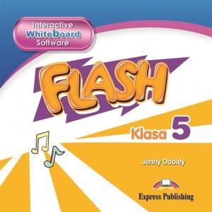 Flash. Oprogramowanie Tablicy Interaktywnej. Klasa 5. Szkoła Podstawowa