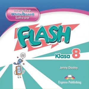 Flash Klasa 8. Interactive Whiteboard Software (płyta)