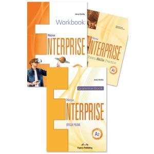 New Enterprise A2. Practice Pack (6 Komponentów)