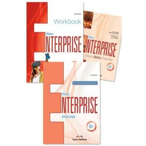 New Enterprise B1. Workbook. Practice Pack
