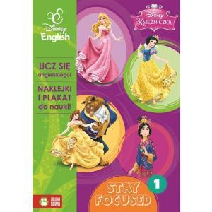 Disney English. Stay Focused część 1. Disney