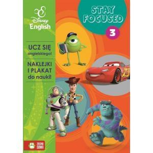 Disney English. Stay Focused Część 3. Disney