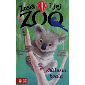 Zosia i jej zoo Milusia koala